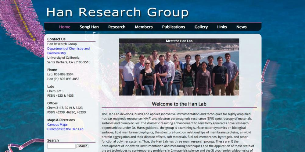 Han Research Group
