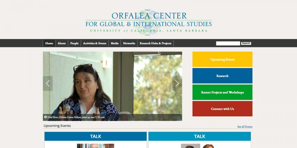 Orfalea Center